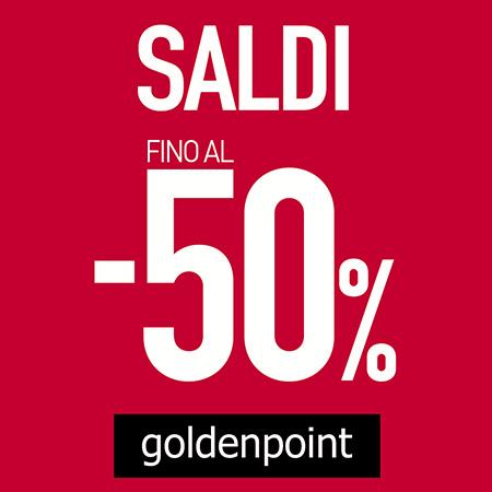 GOLDENPOINT SALDI